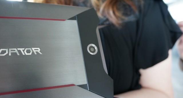 Grande sorpresa la gamma Predator di Acer: tablet e notebook pensati per il gaming, sia sotto l'aspetto tecnico sia sotto quello estetico.