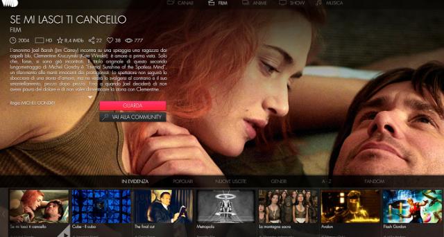 Il Netflix italiano? Non ancora, ma forse presto lo diventerà: VVVVID propone film, show, musica e anime in streaming completamente legale e gratuito. Disponibile per Android, iOS e desktop.