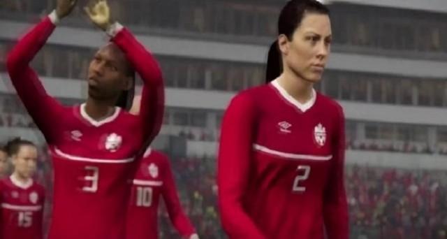 FIFA 16 si tinge di rosa: le prime notizie ufficiali riguardano l'introduzione di ben 12 nazionali femminili di calcio. Ecco le principali novità in merito.