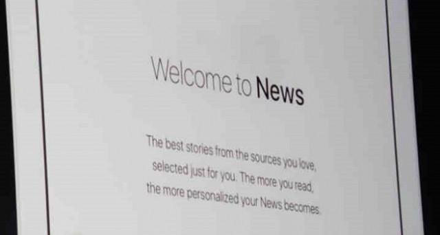 Apple cerca giornalisti per la sua app mobile News, disponibile dal prossimo autunno con iOS 9. Si va verso una riqualificazione delle notizie?