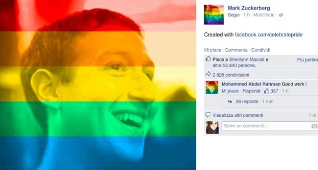 Facebook continua a effettuare esperimenti sociali sui suoi utenti: le foto arcobaleno viste negli ultimi giorni vanno proprio in questa direzione. Ma che senso hanno questi studi e dove portano?