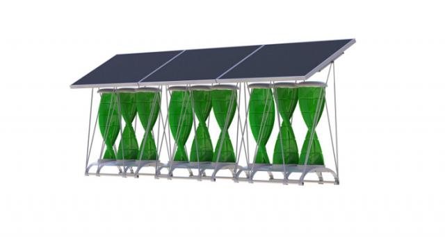 Dal lavoro di Windstream Technologies nasce SolarMill, il primo impianto a sfruttare energia solare ed eolica insieme per generare elettricità. Ecco come funziona e quanto costa.
