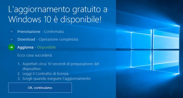 Oggi è il giorno di Windows 10: ecco alcune cosette che potreste o dovreste fare prima di effettuare l'aggiornamento.