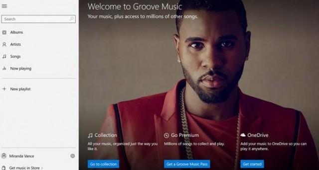 Un nuovo nome nella scena dello streaming musicale: tra Spotify e Apple Music, ecco Groove, il nuovo servizio lanciato da Microsoft.