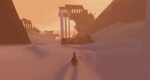 Journey sbarca su PS4, ma Digital Foundry trova già parecchie differenze con la versione PS3, su cui il gioco sembra girare in maniera più fluida.