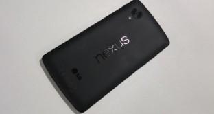 nuovo nexus 5 2015