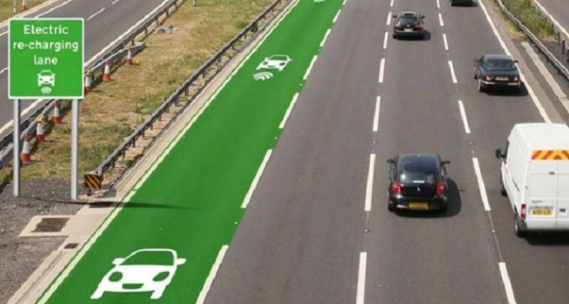 Prendete una società britannica, un manto stradale innovativo e una nuova tecnologia che consente di ricaricare le auto elettriche via wireless semplicemente viaggiando e forse potrete assistere al vero decollo dei veicoli elettrici.