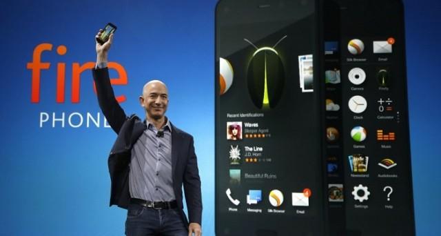 Amazon licenzia gli ingegneri responsabili dello sviluppo del Fire Phone e riorganizza il Lab126: tutto rimandato a data da destinarsi?