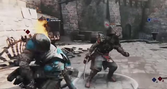 Come e da dove nasce For Honor, uno dei videogiochi più attesi del prossimo anno? Un video ce lo spiega.