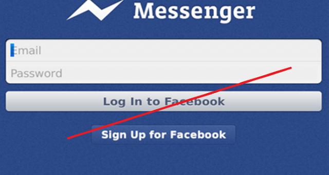 Facebook libera tutti su Messenger: d'ora in avanti sarà possibile chattare praticamente con tutti, basterà conoscere il nome della persona con la quale si vuole parlare.