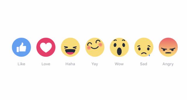 Stanno per arrivare le nuove Reazioni di Facebook: superato il Like e archiviato il Non mi piace, la novità è già in fase di test in Spagna e in Irlanda.
