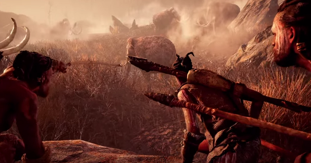 Uscirà il 23 febbraio 2016 su PS4 e Xbox One Far Cry Primal, il nuovo capitolo della saga ambientato all'età della pietra.