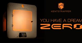 kentstrapper zero stampante 3d scheda prezzo
