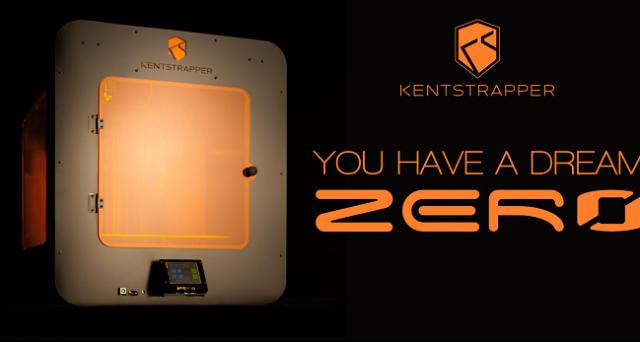 Si chiama Kentstrapper Zero ed è una nuova stampante 3D adatta ad aziende e professionisti che si contraddistingue per la sua facilità di utilizzo: scopriamo com'è fatta.