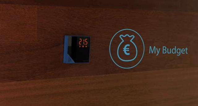Momit Home Thermostato è un termostato intelligente realizzato da una startup spagnola che consentirà agli utenti di risparmiare sulla bolletta.