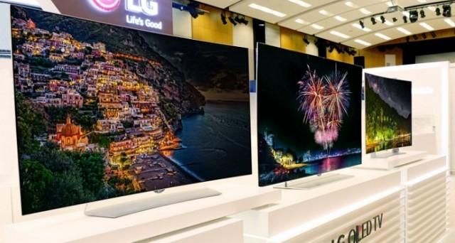 nuovi tv oled lg
