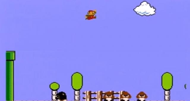 L'utente Darbian ha completato Super Mario Bros in soli 4 minuti, 57 secondi e 627 millisecondi, registrando così il nuovo record del mondo.