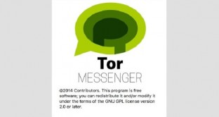 tor messenger chat private sicure