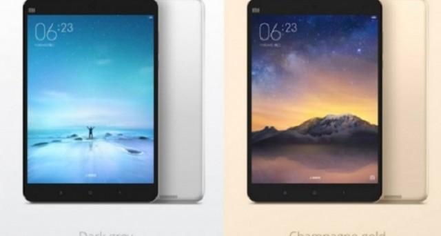 Xiaomi MiPad 2 è il nuovo tablet Xiaomi con display da 7,9 pollici e con OS Android o Windows 10: ecco scheda tecnica e rumors su prezzo e uscita.
