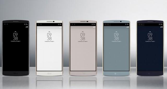 LG V10 è già disponibile in Italia al prezzo di 749 euro: ecco la scheda tecnica del primo phablet LG con doppio display.
