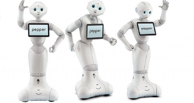 Il noto Gran Caffè di Rapallo ora ha dei camerieri robot, poste le basi per soppiantare il lavoro degli uomini?