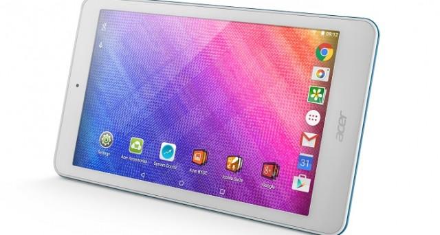 Al CES 2016 di Las Vegas Acer ha ufficializzato il suo nuovo tablet ultra low cost, ossia l'Iconia One 8, che sarà immesso sul mercato a un prezzo di circa 100 euro.