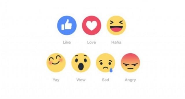 È pronto a esordire il nuovo Mi Piace su Facebook, che si comporrà di ben 5 Reactions, ovvero 5 emoji che ci aiuteranno a esprimerci meglio.