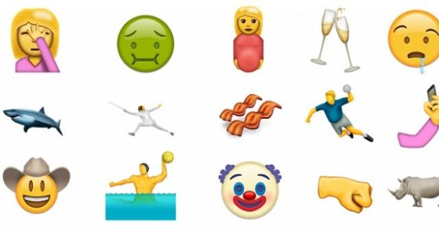 Nell'estate del 2016 il già ricco bagaglio di emoticon si amplierà di nuove 74 faccine, che saranno rilasciate da Unicode assieme a Unicode 9.0. Vediamo quali sono.