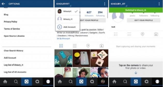 Instagram ha introdotto tra le sue novità il multi account, ma attenti a utilizzarlo perché la funzione nasconde un bug.