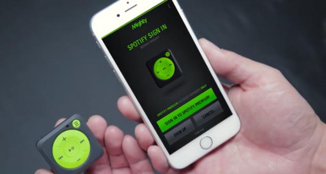 Su Kickstarter sta riscuotendo molto successo Mighty, il player musicale di Spotify che ci permette di ascoltare musica anche offline: ecco com'è fatto.