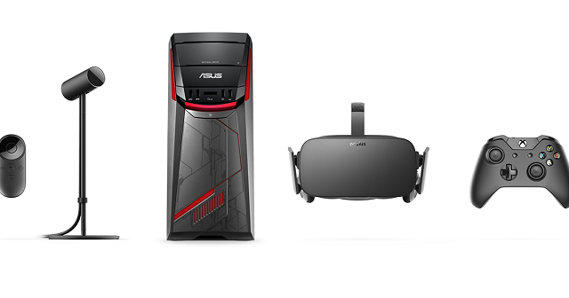 oculus rift pc bundle