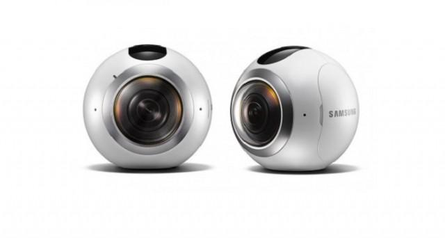 samsung gear 360 fotocamera