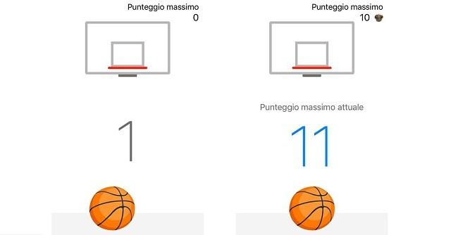 L'ultimo aggiornamento dell'app Facebook Messenger nasconde un gioco di basket: ecco come avviarlo.