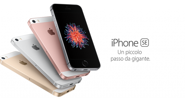 nuovo iphone se