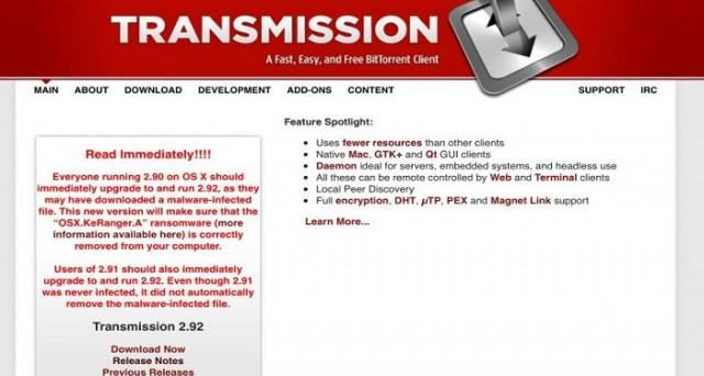 Un ransomware denominato Keranger infetta i sistemi Mac OS X: ecco come riconoscerlo e come difendersi.
