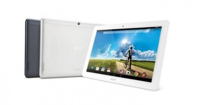 Scheda tecnica del nuovo tablet Acer Iconia Tab 10, in arrivo a maggio in Italia al prezzo consigliato di 229 euro.