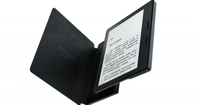 Sono trapelate alcune caratteristiche tecniche e di design del nuovo Kindle Oasis che Amazon presenterà questa settimana.