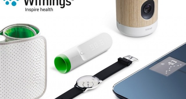nokia withings smartwatch ehealth