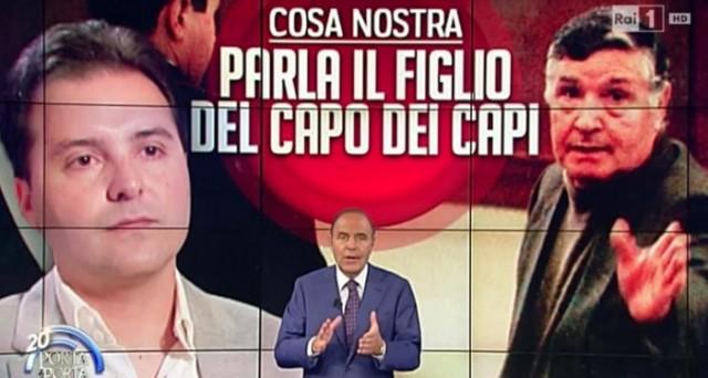 Continua a far discutere l'ospitata televisiva di Salvo Riina Jr., ma stavolta il discorso si sposta sui social e le reazioni degli utenti non sono così scontate.