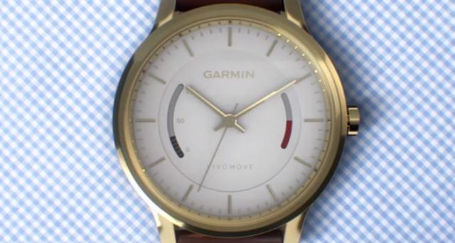 Garmin Vivomove è un elegante orologio a lancette che nasconde un'anima da activity tracker: ecco scheda tecnica, prezzo e disponibilità.