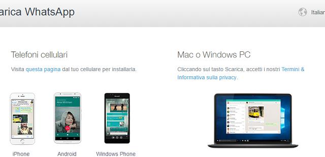 Anche sui PC Windows e Mac arriva l'applicazione di WhatsApp: ecco come funziona e cosa ci permetterà di fare.