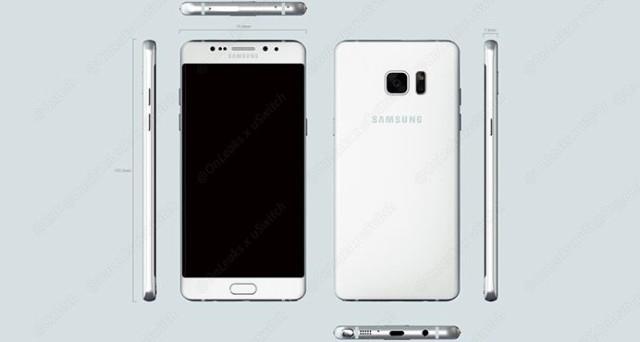 Samsung Galaxy Note 7 2