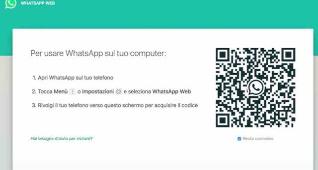 Ecco la soluzione adottata da WhatsApp per un vecchio problema con la versione Web.