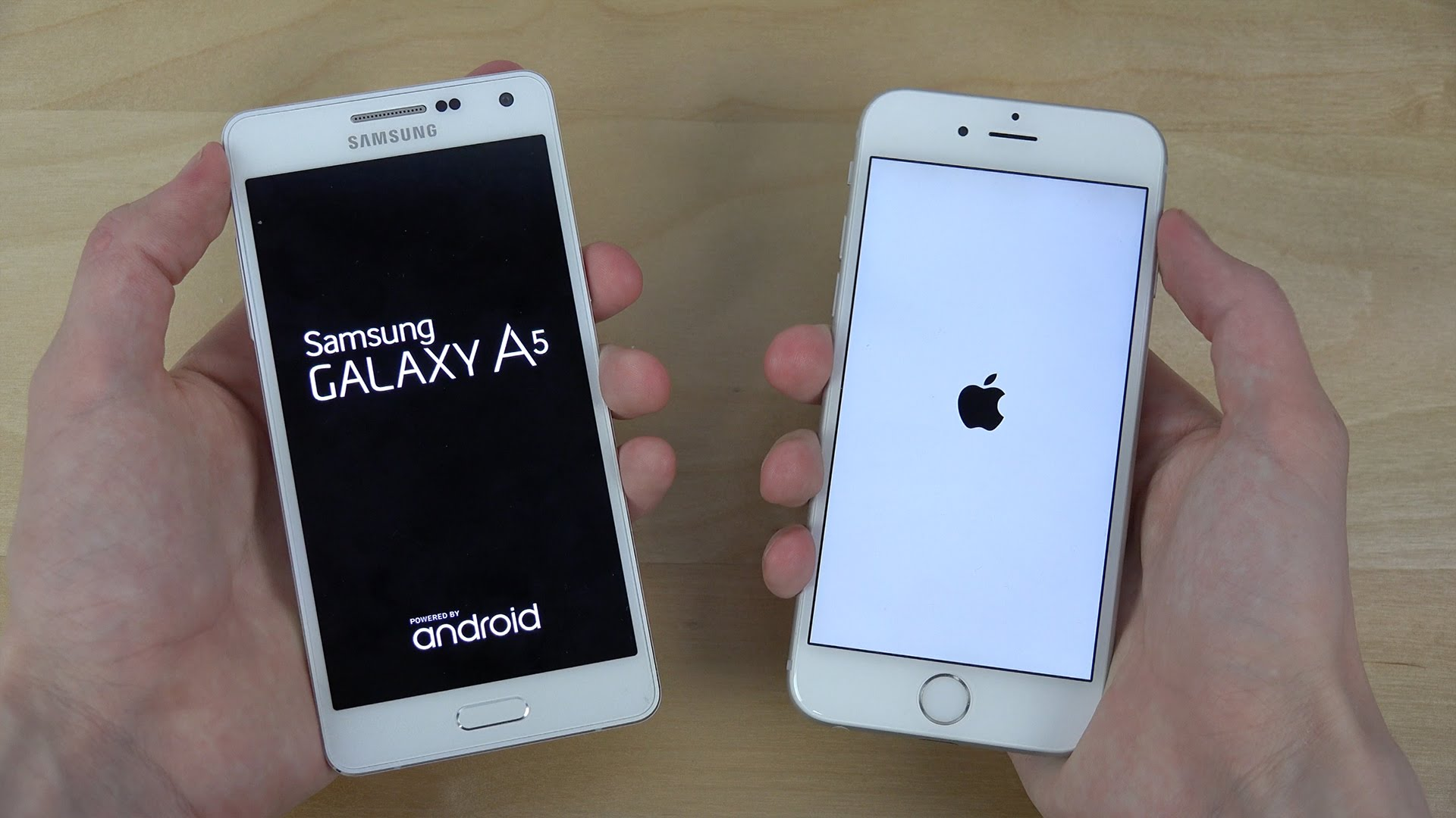 Iphone 6s Vs Samsung A6 Confronto