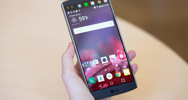 Tutte le novità connesse a Android 7.0 Nougat con il nuovo LG V20: prezzo, uscita e scheda praticamente ufficiale.