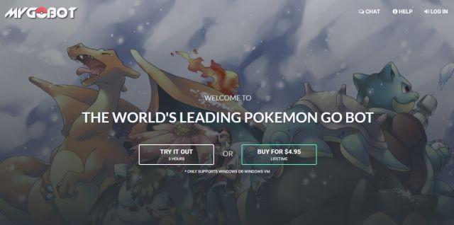 Come funzionano i Pokémon GO bot? Quali sono i software? Il punto della situazione.