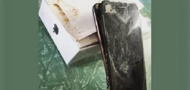 Apple iPhone 7 esplode proprio come il Samsung Galaxy Note 7? La coincidenza sembra strana: ecco la ricostruzione di quanto accaduto e perché potrebbe essere una bufala.