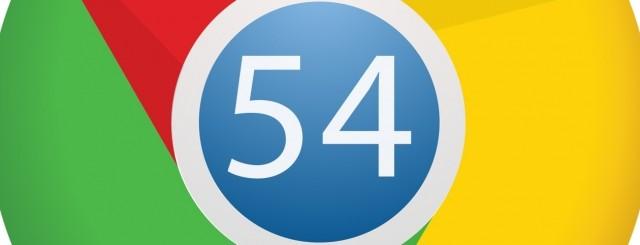 Tutte le novità dell'aggiornamento Google Chrome 54 per desktop e per Android. Scaricare contenuti multimediali, background e altro. Come effettuare il download file APK.