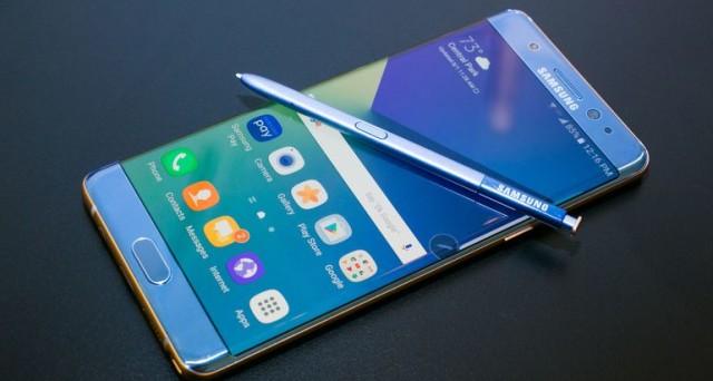 """Dopo l'interruzione ufficiale delle vendite di inizio settembre dovuta al ben noto """"battery fiasco"""", il nuovoSamsung Galaxy Note 7 torna sul mercato. Il phablet di casa Samsung è già in commercio in Corea del Sud e sta per ritornare nei negozi di altri mercati asiatici (in Cina le vendite non si sono mai interrotte per […]"""