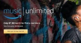 Cos'è e come funziona Amazon Music Unlimited, il nuovo servizio di streaming musicale. Ecco i pacchetti, gli abbonamenti e le differenze sostanziali con Spotify.